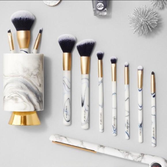 47ef0d05fa7 Nib Sonia Kashuk For Target 10pc Makeup Brush Set